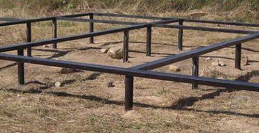 Расчет ленточного фундамента для дома из газобетона в Балашихе